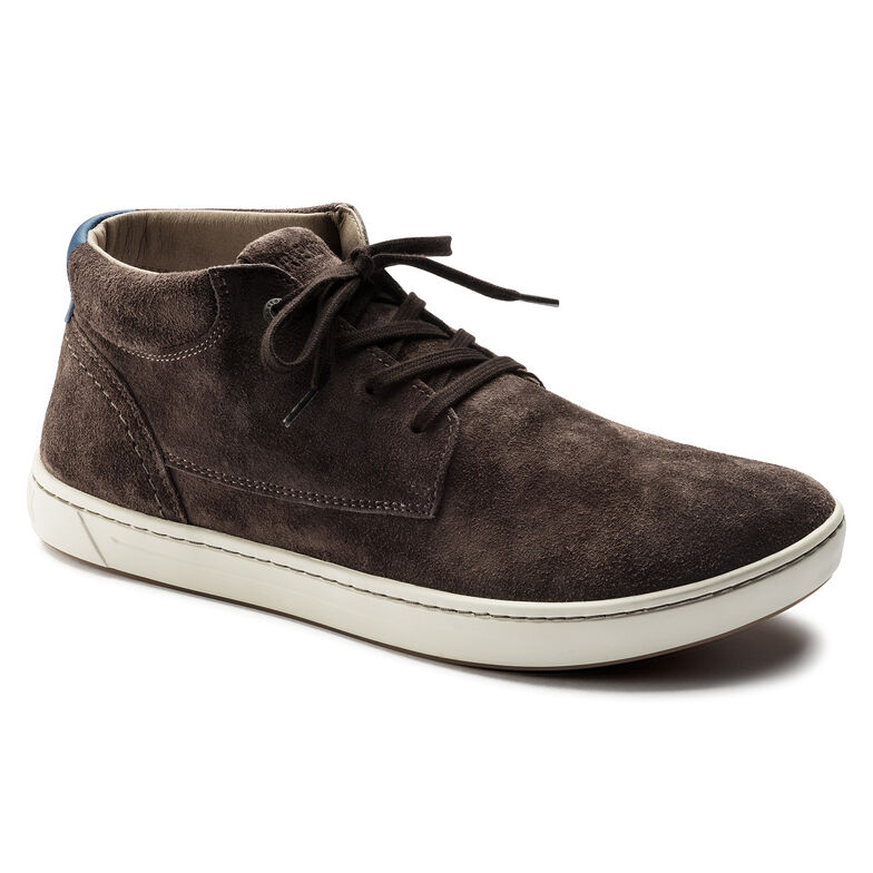 Bandon Suede Leather Espresso