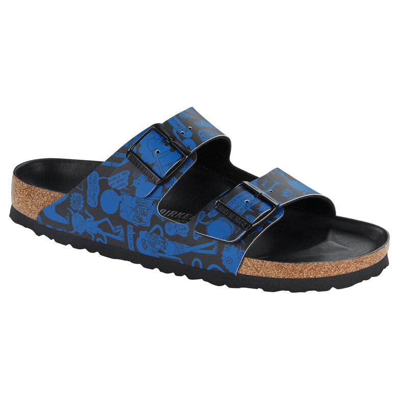 Arizona Birko-Flor NYC Blue/ Black