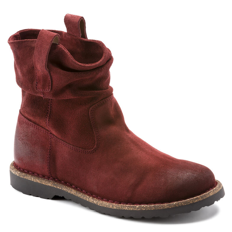 Luton Suede Leather Port