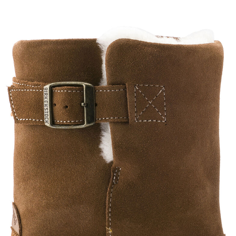 Westford Suede Leather Nut