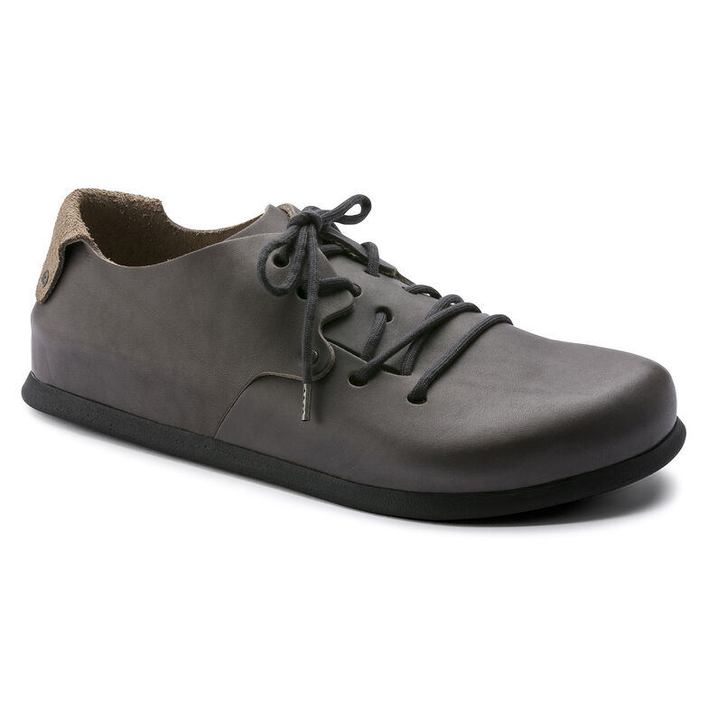 Montana Natural Leather Graphite