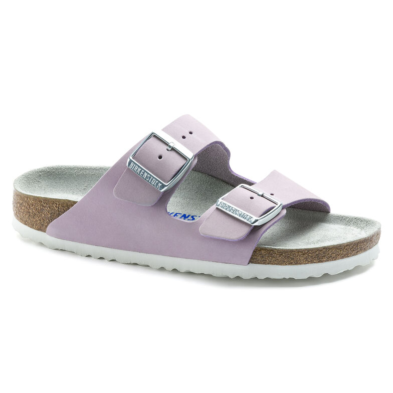 Arizona Nubuck Leather Lilac