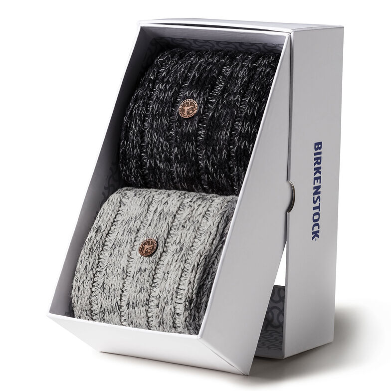 Giftbox Twist Black/Light Gray
