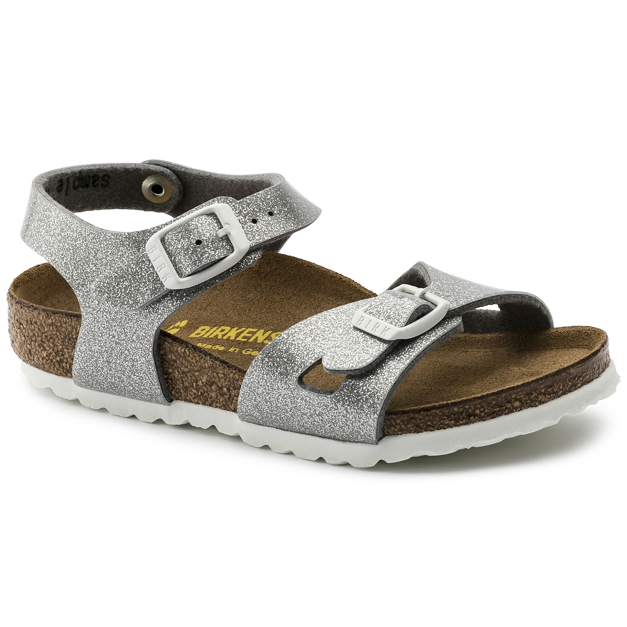 Birkenstock Rio Magic Galaxy Silver w46Is4tpC