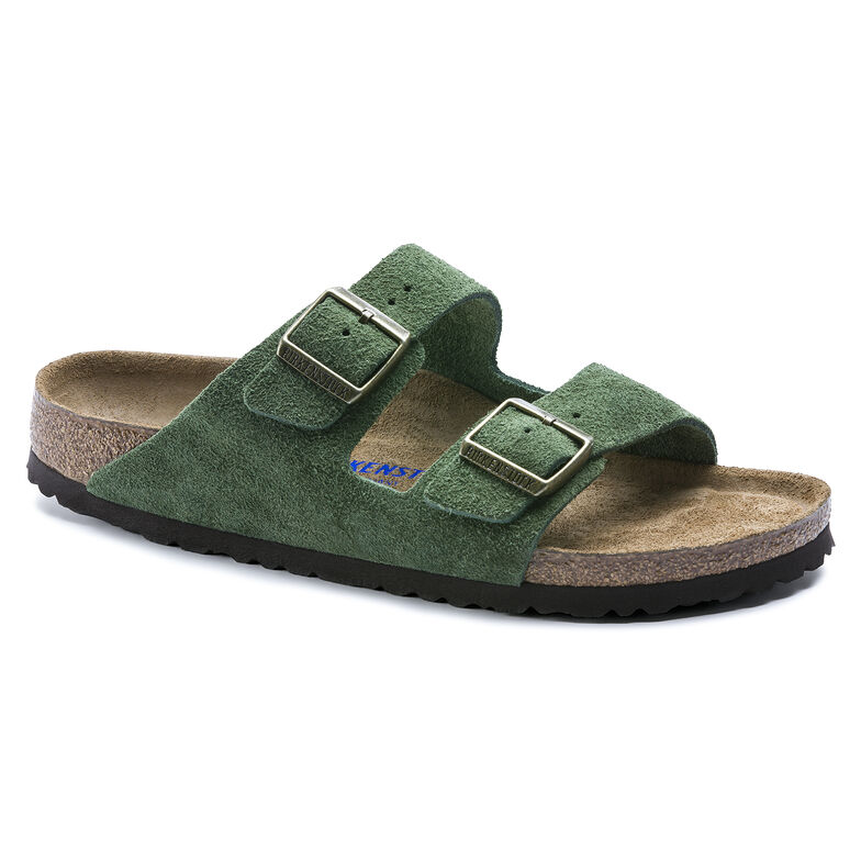 Arizona Suede Leather Green