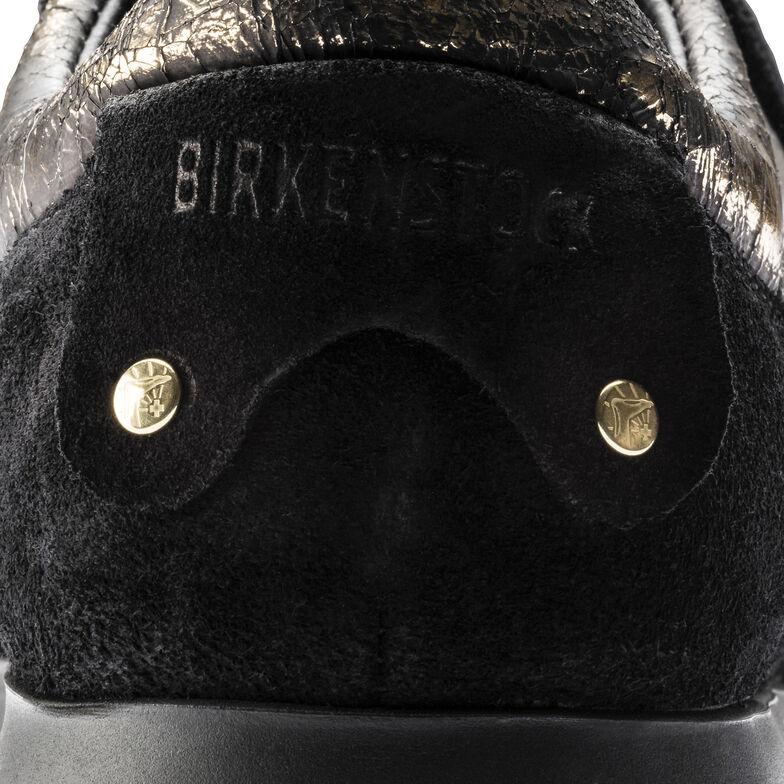 Cincinnati Suede Leather/Textile/Synthetics Brass