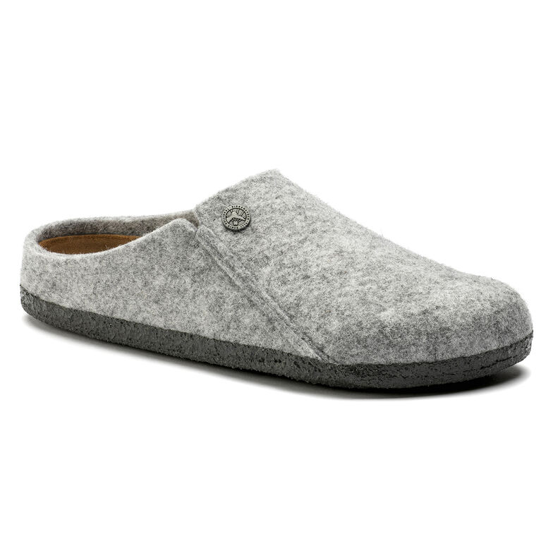 Zermatt Wool Felt Light Grey