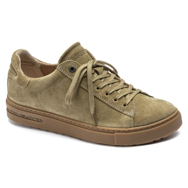 Bend Suede Leather Khaki