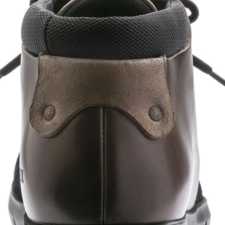 Estevan Suede Leather