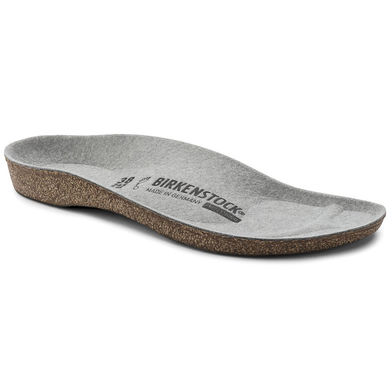 Toulon Replacement Footbed Grey