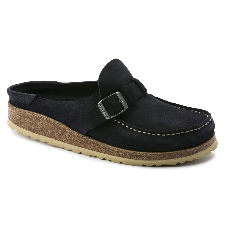 Buckley Suede Leather Night Blue