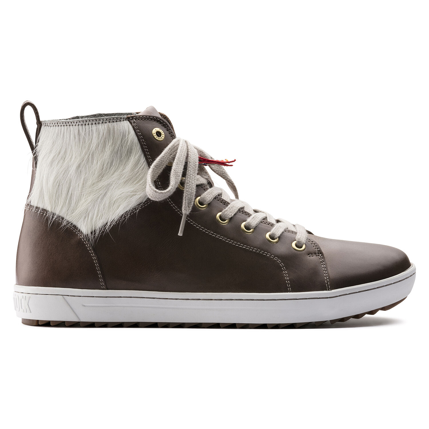 Bartlett Natural Leather/Fur