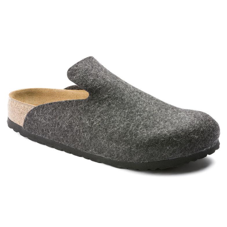 Davos Wool Felt Anthracite