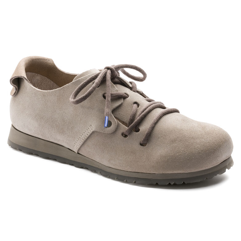 Montana Suede Leather Taupe