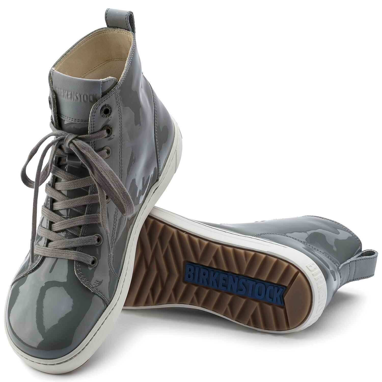 Bartlett Embossed Leather Patent