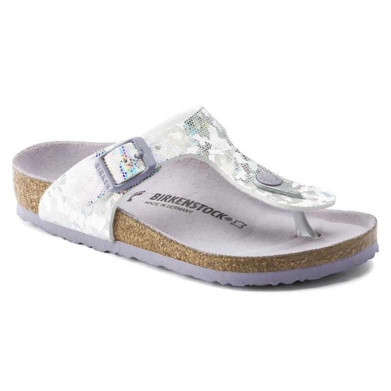 Gizeh Kids Microfiber Hologram Silver Lavender