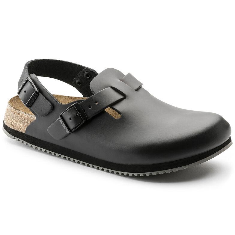 Tokio Natural Leather Black