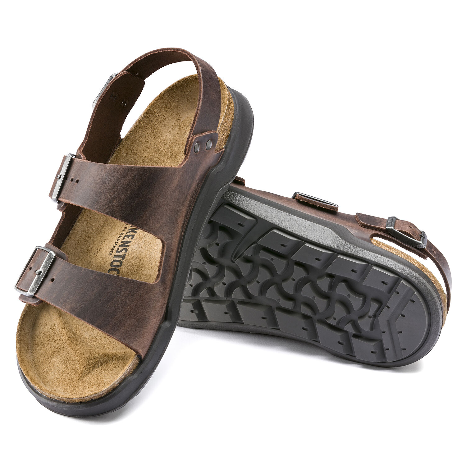 Milano Oiled Leather