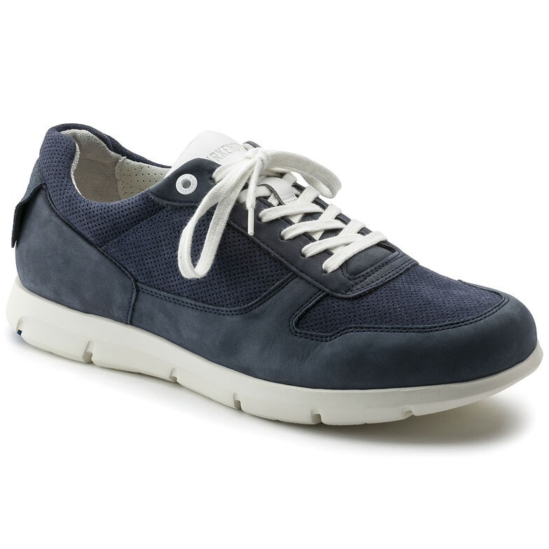 Cincinnati Suede Leather Navy