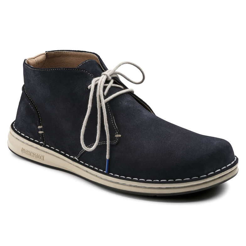 Troy Suede Leather Navy