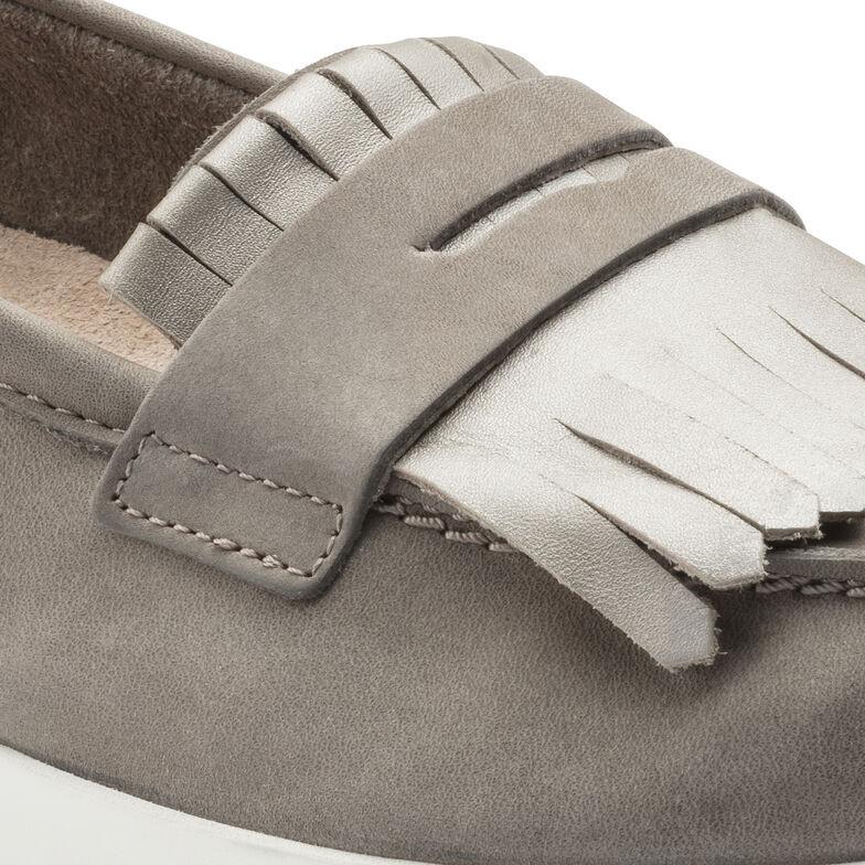 Saitama Nubuck Leather Taupe
