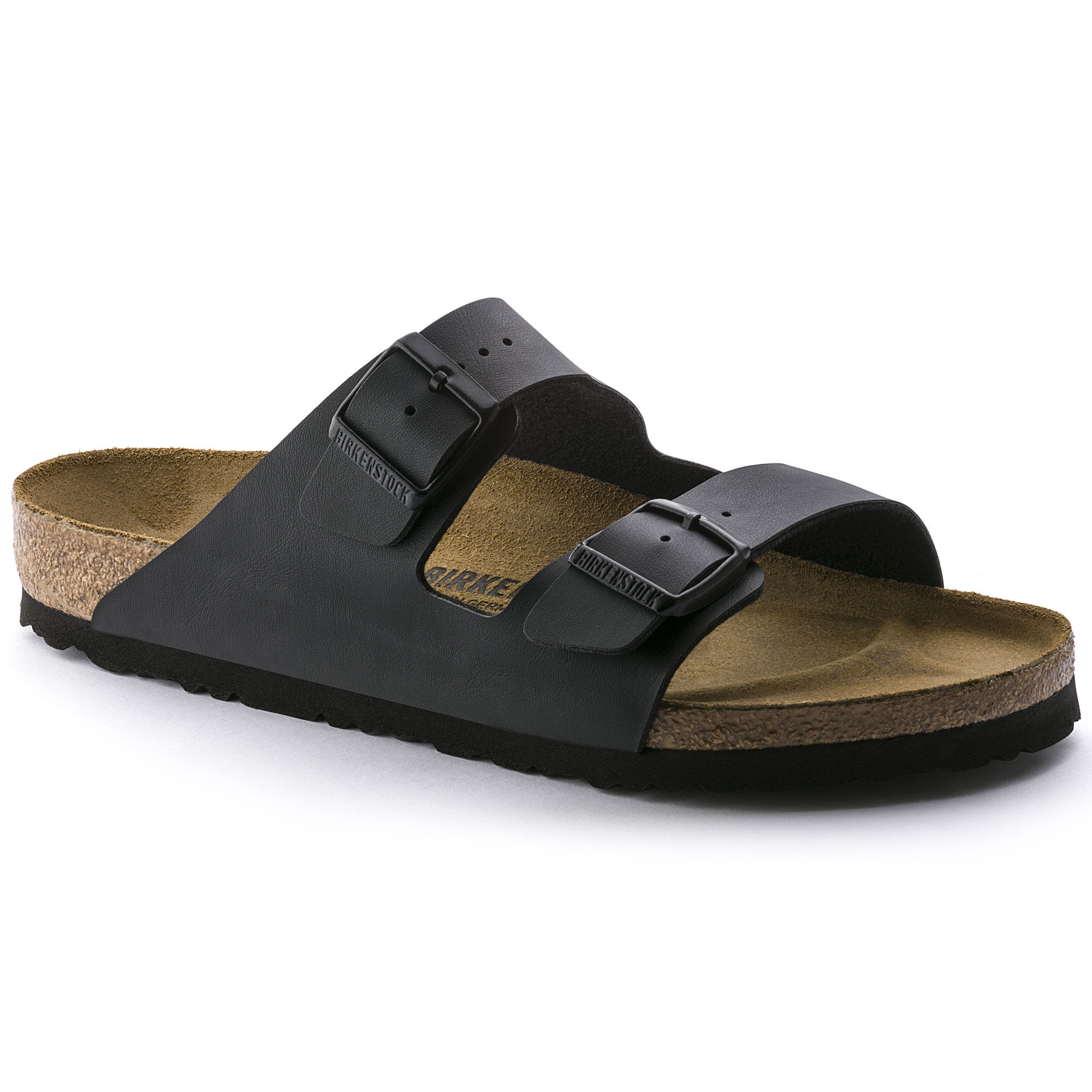 Birkenstock ARIZONA - Slippers - sandwashed brown