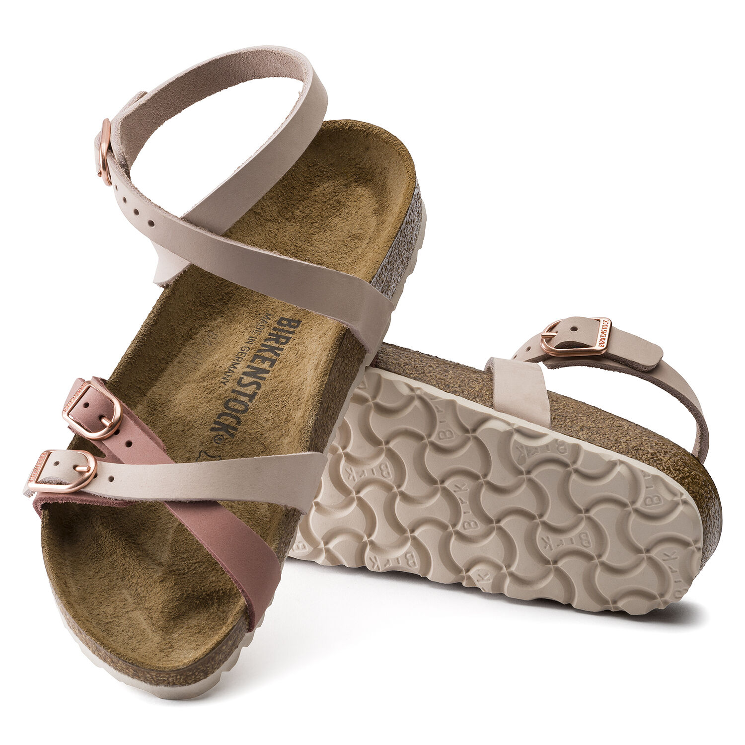 Blanca Nubuck Leather