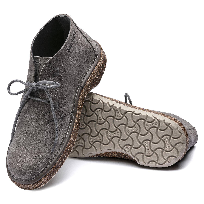 Milton Suede Leather
