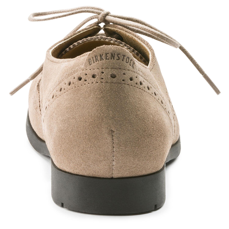Laramie Suede Leather
