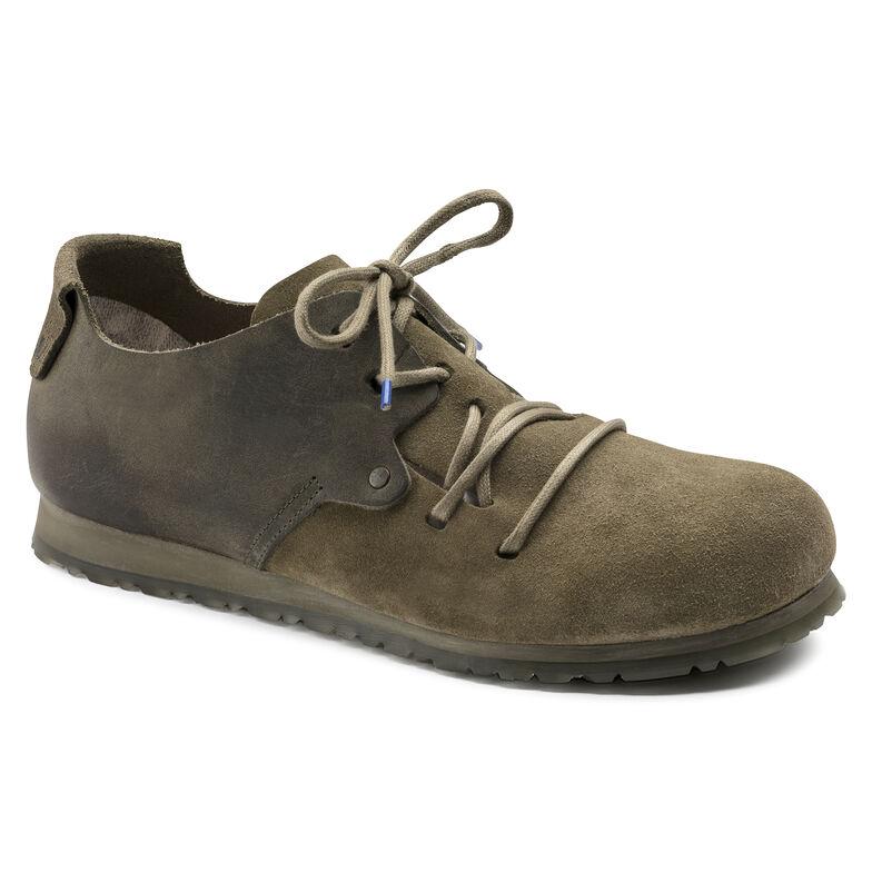Montana Suede Leather Khaki
