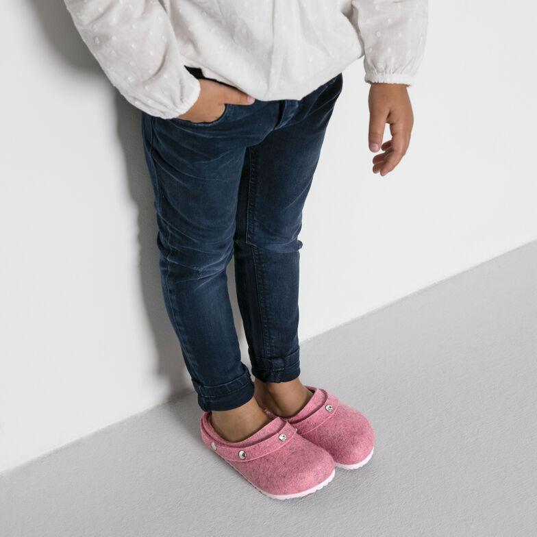 Kaprun Braid Wool Felt Inuit Pink