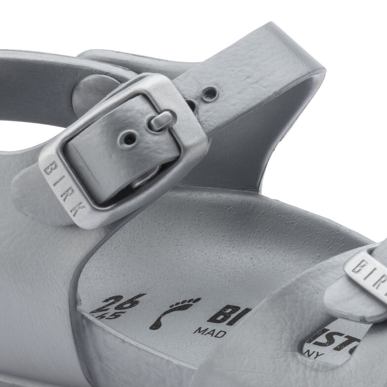 Rio EVA Metallic Silver