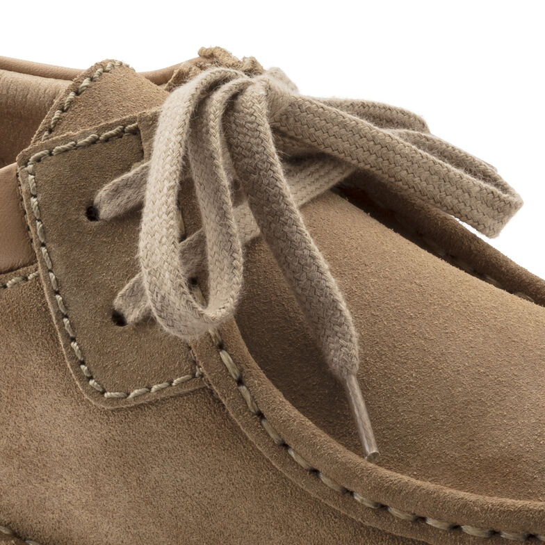 Pasadena Suede Leather Sand