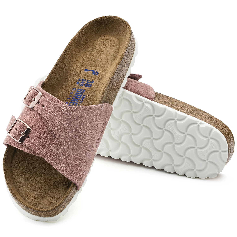 Vaduz Suede Soft Footbed