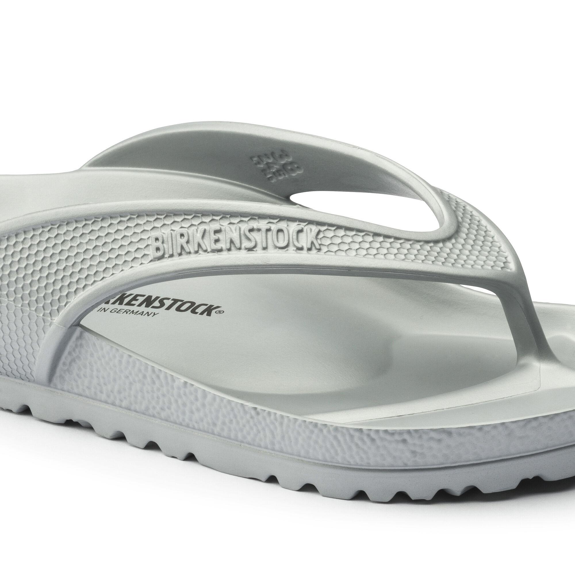 Honolulu EVA Metallic Silver | shop