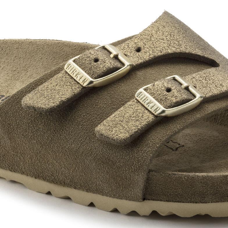 Vaduz Suede Leather Allover Khaki