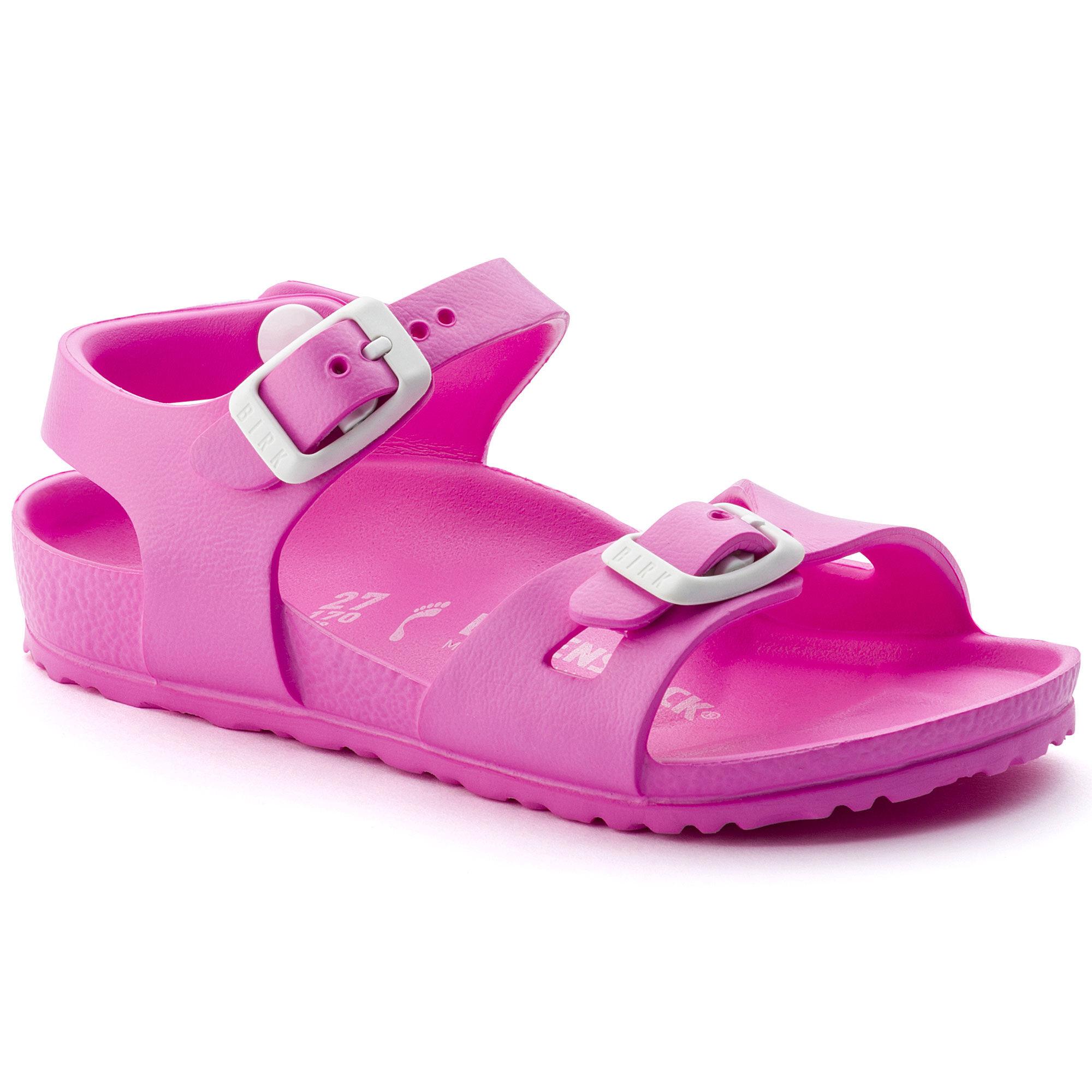 Rio Kids EVA Neon Pink | shop online at