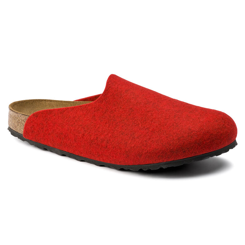 Amsterdam Wool Melange Red