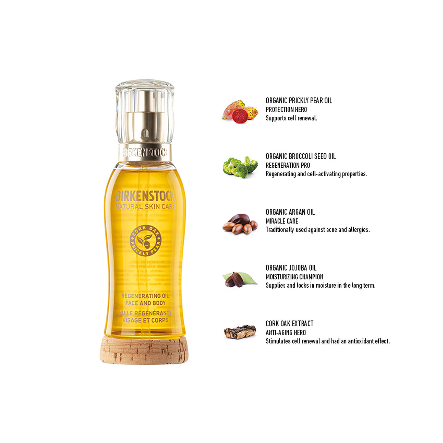 Regenerating Face Oil