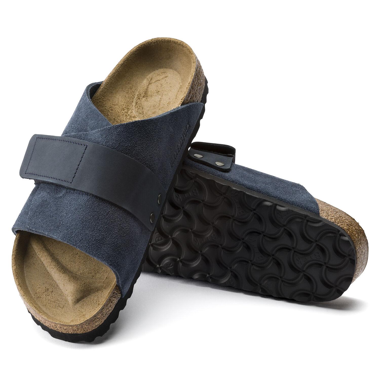 Kyoto Nubuck/Suede Leather