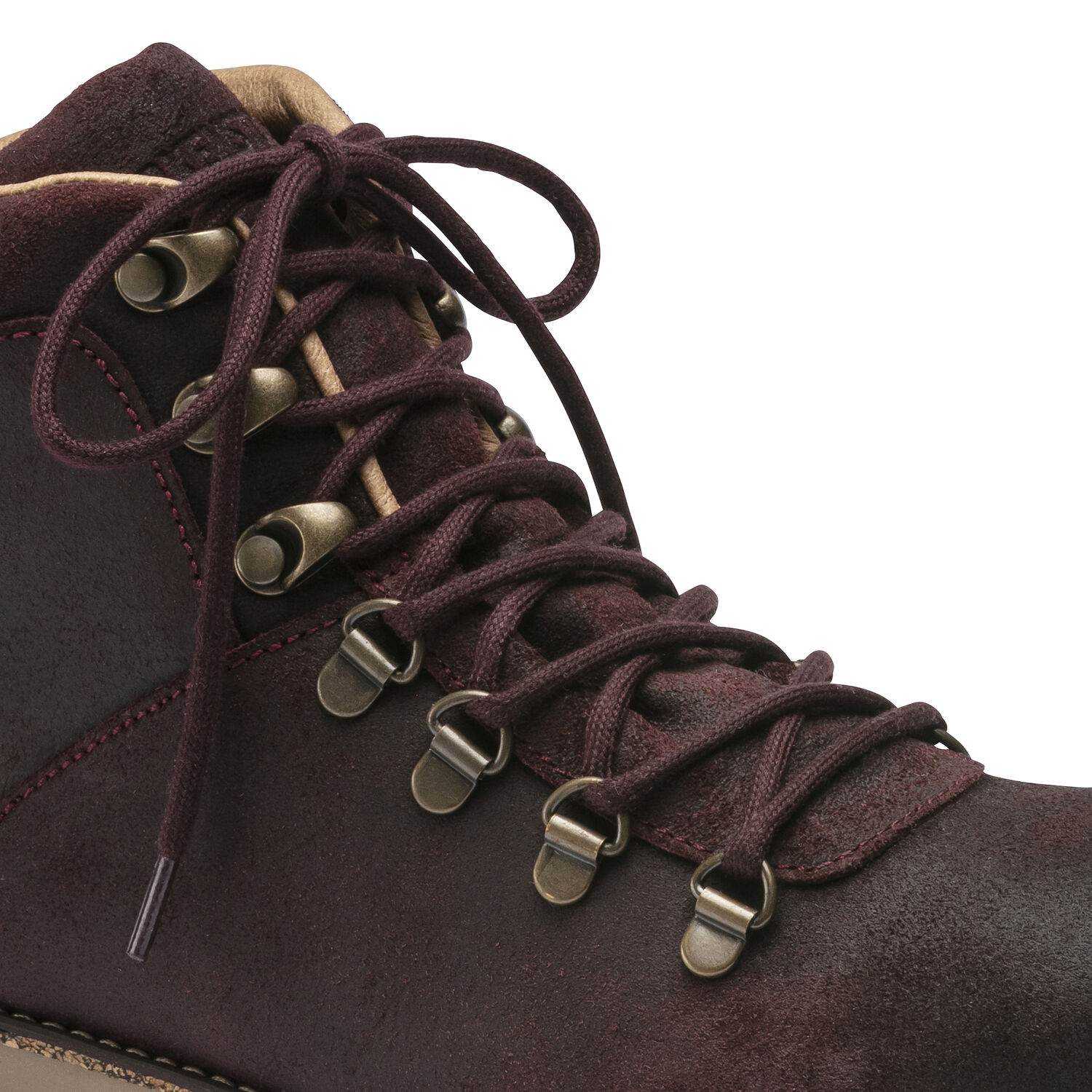 Jackson  Suede Leather