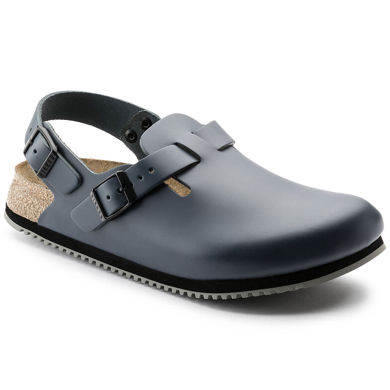 Tokio Natural Leather Blau
