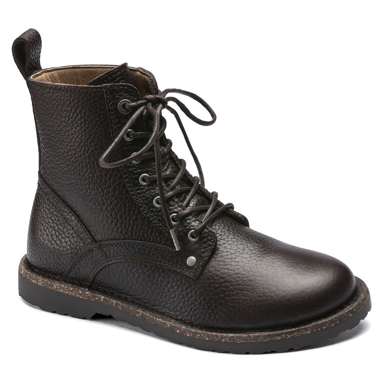 Bryson  Natural Leather Ginger