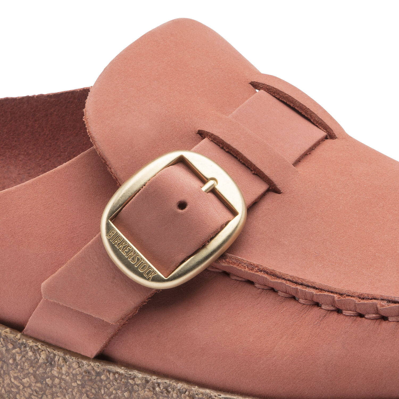 Buckley Nubuck Leather