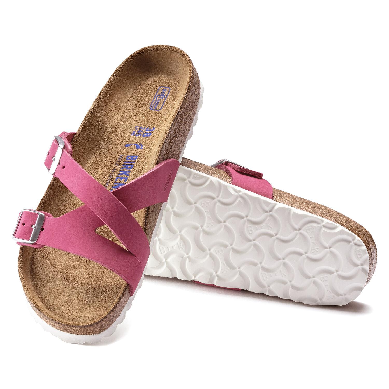 Yao Balance Nubuck Leather