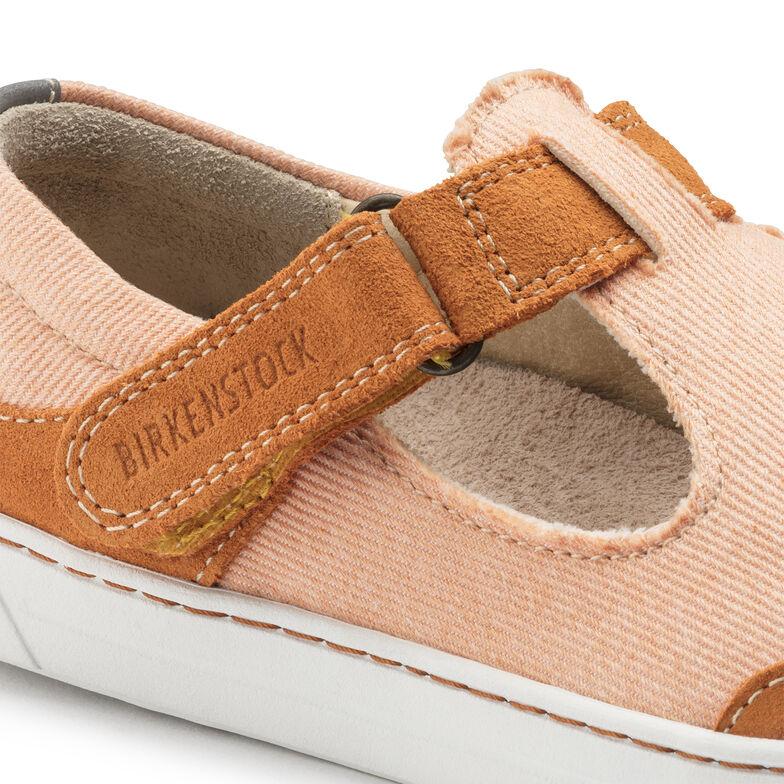 Abilene Suede Leather/Textile