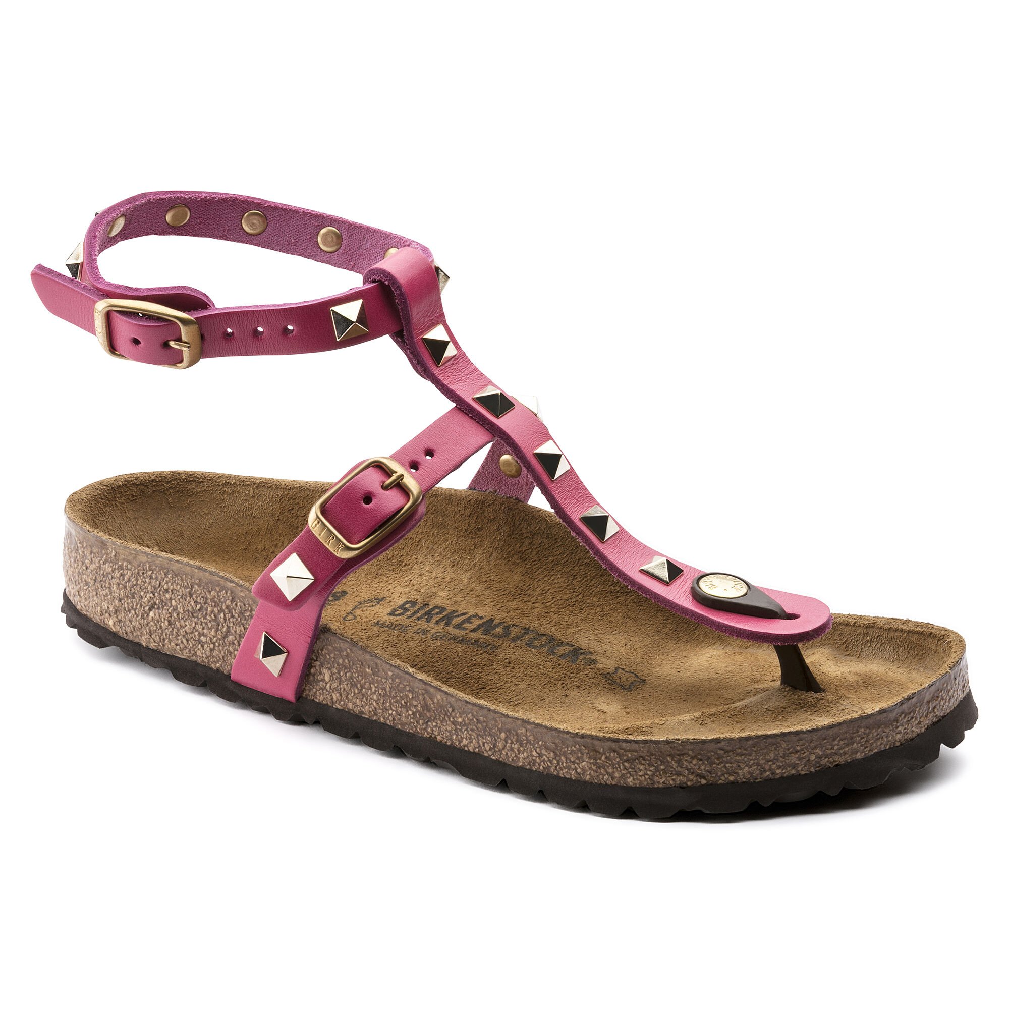 Marillia Natural Leather Pink