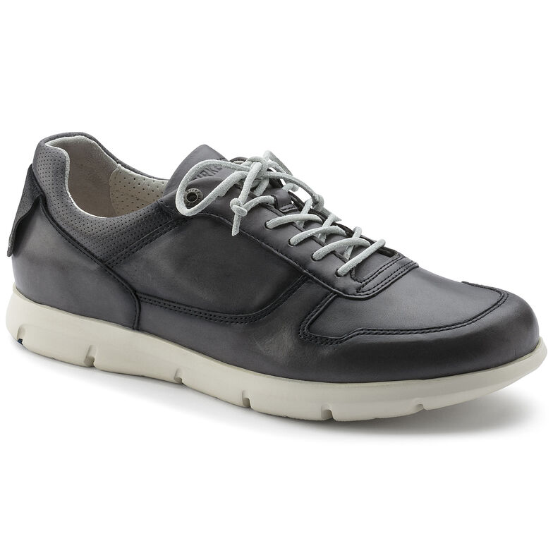 Cincinnati Natural Leather Asphalt
