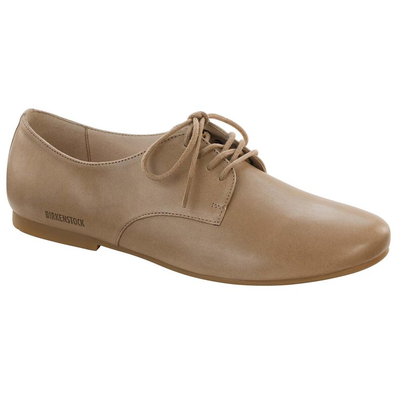 Saunders Natural Leather Nude