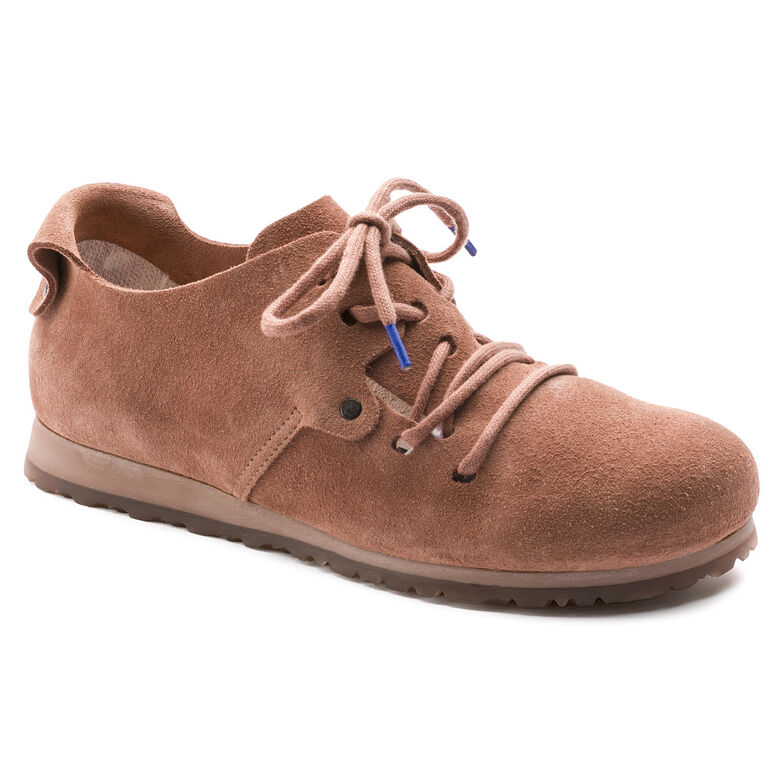 Montana Suede Leather Rust